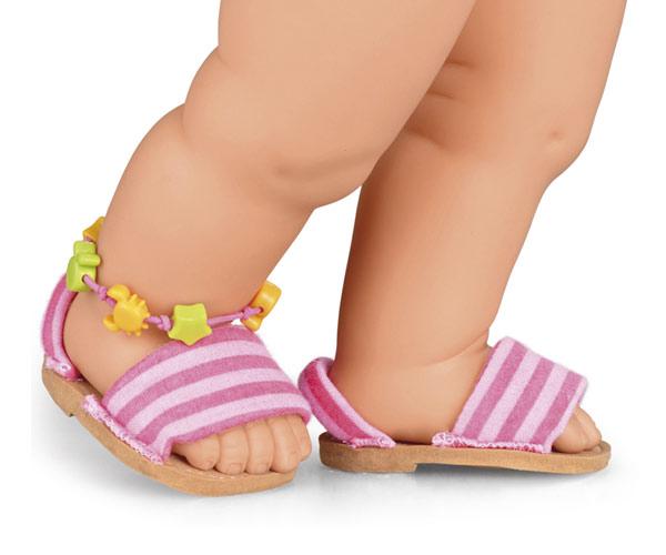 Nenuco les chaussures assorties