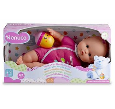 Mon premier Nenuco soft 35 cm