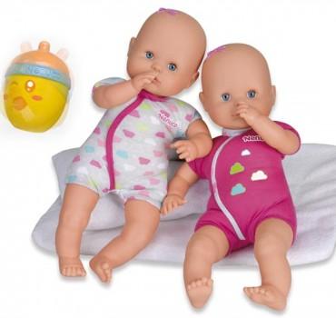Jumeaux Nenuco soft 35 cm