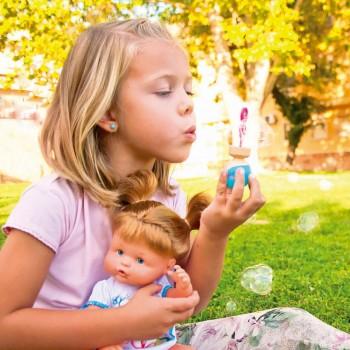 Nenuco fait des bulles 35cm