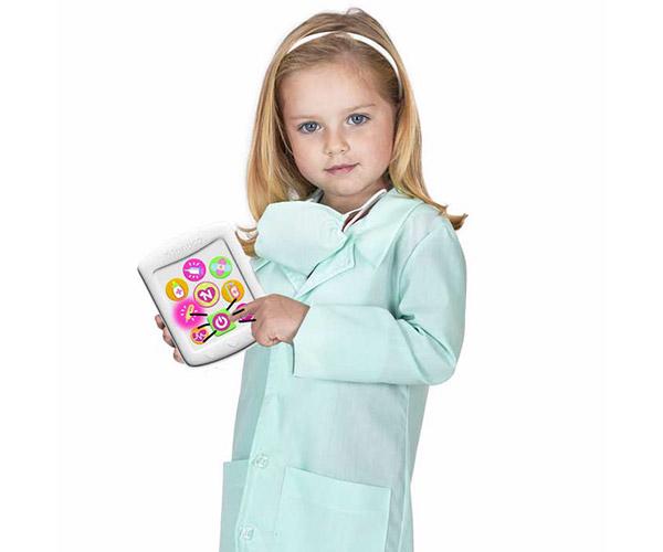 Nenuco ma Premiere Visite Medicale Interactive 35 cm