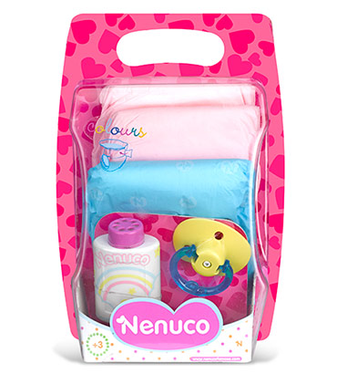 Nenuco pannolini colorati