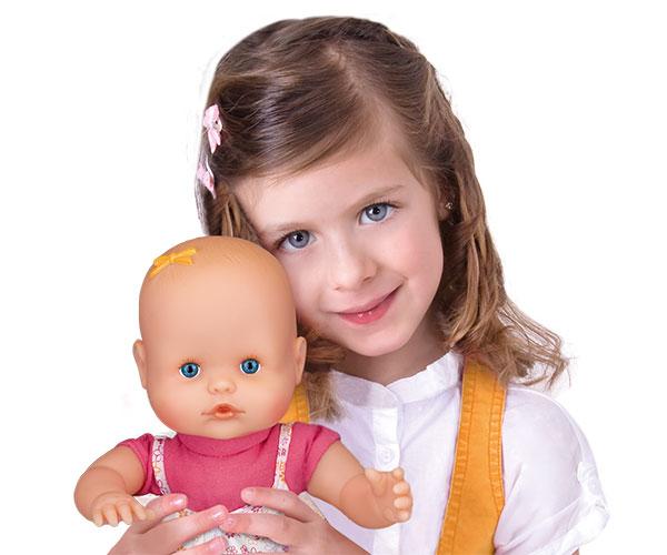 Nenuco con seggiolone