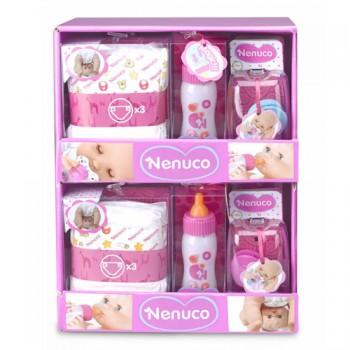 Nenuco Display Accessories