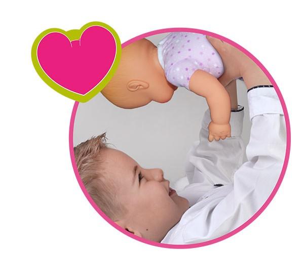 Nenuco Dormi con me Interattiva