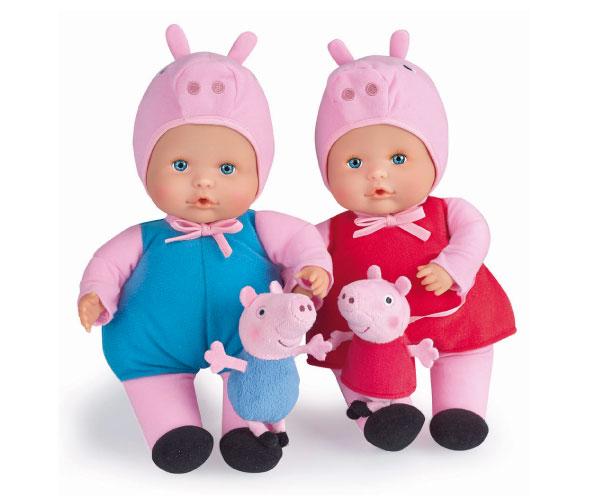 Nenuco & Peppa Pig