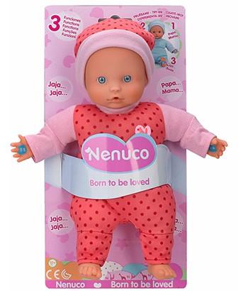 Nenuco Soft 3 Funções