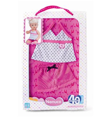 Nenuco Roupa Banho e Pijama