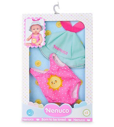 Nenuco New Summer Clothes 35 cm