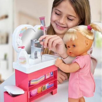 Nenuco, lavamos as mãozinhas?