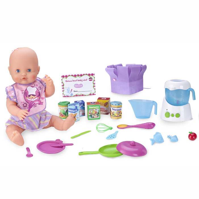 Nenuco Baby Chef