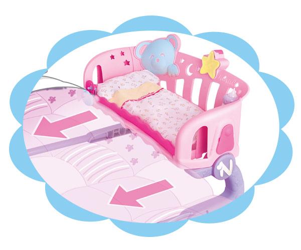 Nenuco Cradle Sleep with Me