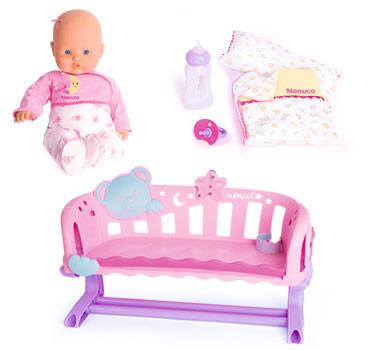 Nenuco Cunita Duerme Conmigo