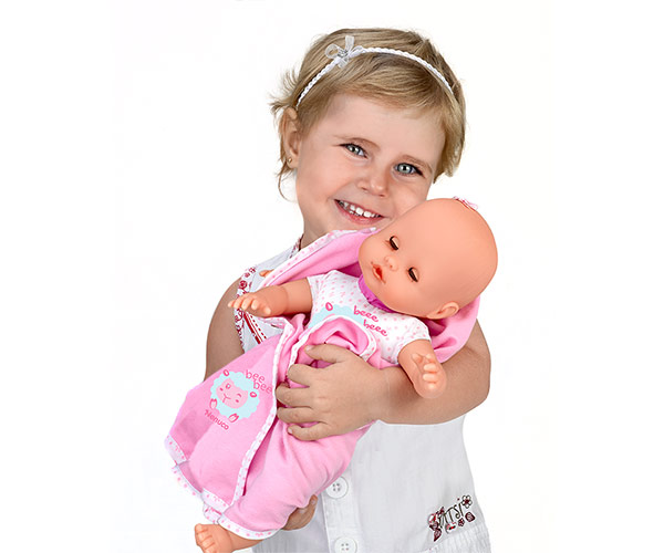 Nenuco Recien Nacido con sonidos de bebé