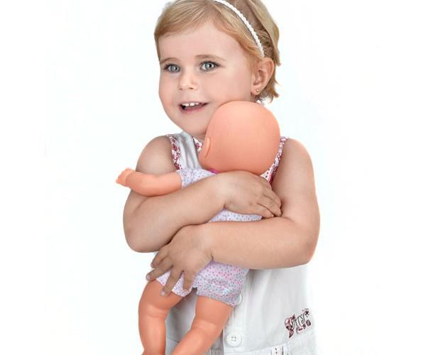 Nenuco Recién Nacido con sonidos de bebé