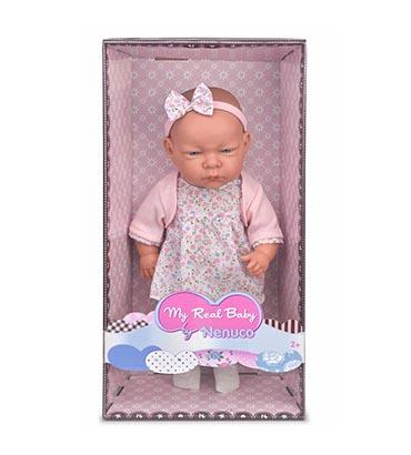My Real Baby by Nenuco – Mi primer bebé deluxe