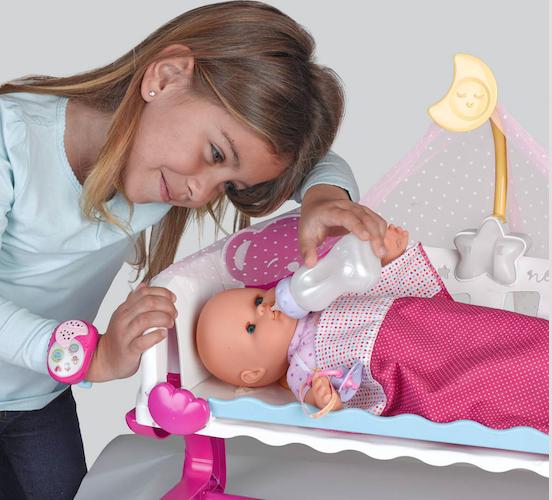 Nenuco Cunita Duerme Conmigo Con Baby Monitor