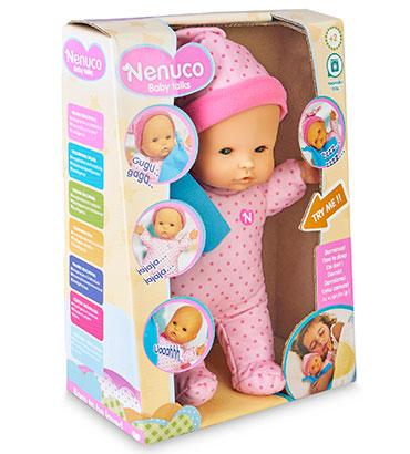Nenuco Baby Talks: ¡Dormimos!
