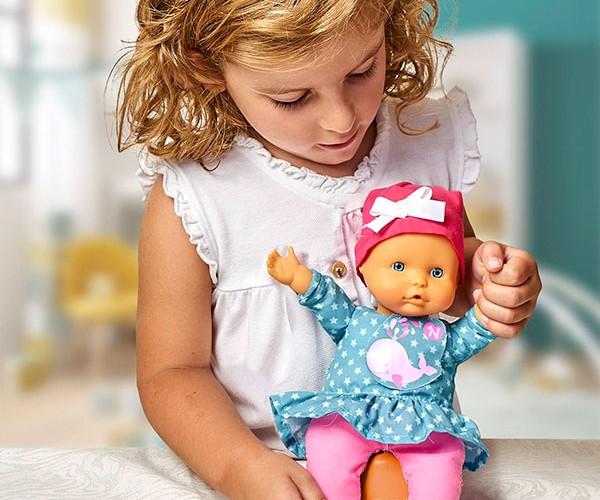 Nenuco Baby Talks:¡ Hacemos pipí!