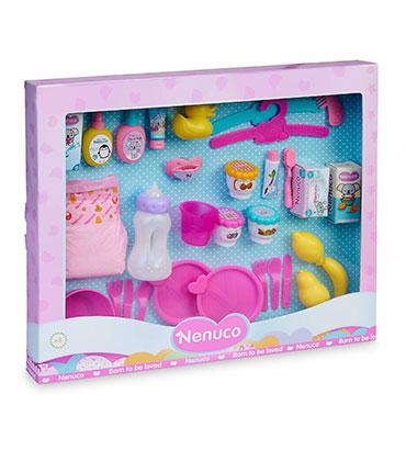 Nenuco Mega Pack de accesorios