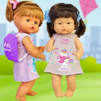 Nenuco Ani y Ona Accesorios