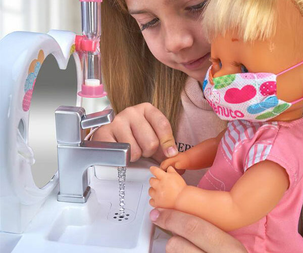 Nenuco ¿Nos lavamos las manos?